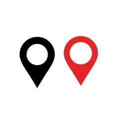 location logo icon vector image