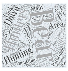 Bear hunting dlvy nicheblowercom Word Cloud vector