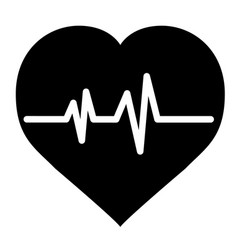 heart 01 vector image