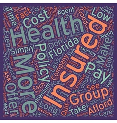 How to compare low cost health insurance in vector