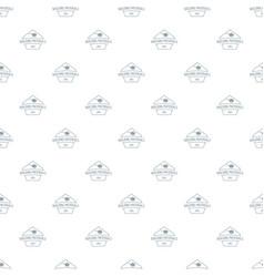 Building materials pattern seamless vector