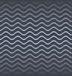 Modern gradient wavy line website pattern vector