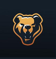 Lioness e sport logo icon vector