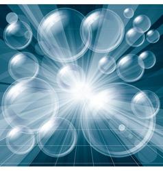 Transparent vector image