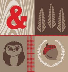 Woodsy Owl vector