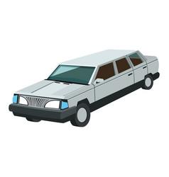 Limousine icon image vector