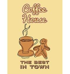 Delicious coffee design vector