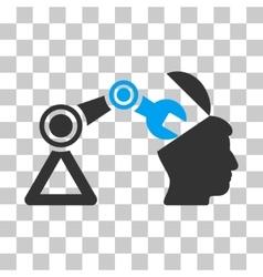 Open Head Surgery Manipulator Icon vector image