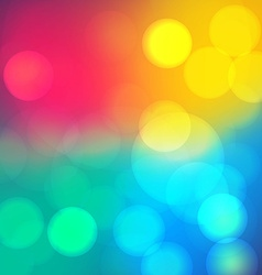 Soft blurry background vector image