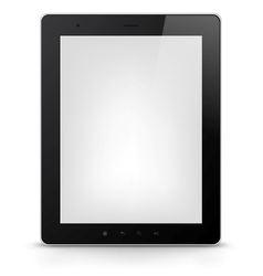 Tablet PC EPS 10 vector