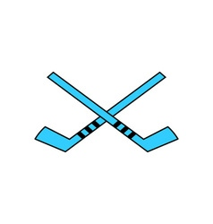 Hockey-Stick-380x400 vector image vector image