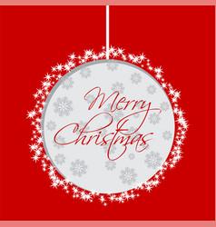 christmas-design-elements vector image