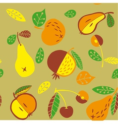 cute seamless wallpaper vector image