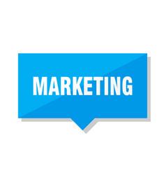 marketing price tag vector image
