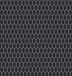 Snake skin texture Seamless pattern black on white vector