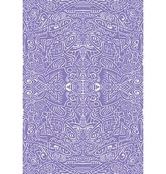 Abstract design mosaic vector