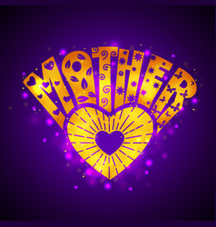 Greeting card for mothers day vector