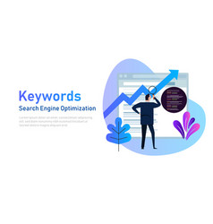 Keywording seo keyword research keywords ranking vector