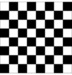 modern chess board background pattern vector image vector image