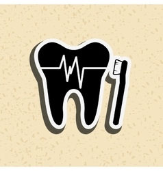 dental health care design vector image