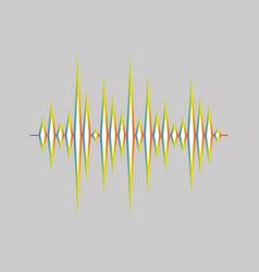 Volume player background vector