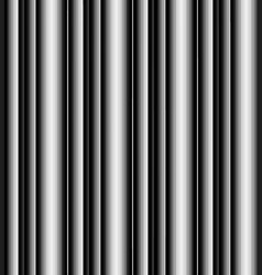 Black and white stripped pattern vector