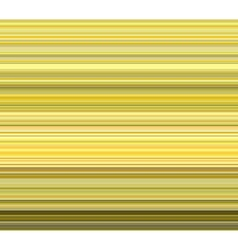 Tube striped background in many shades of yellow vector