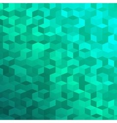Abstract turquoise background vector image vector image