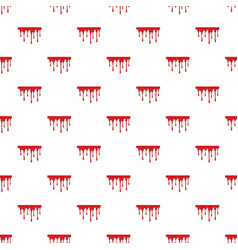 flowing blood pattern vector image