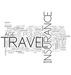 A most trusted travel buddy text word cloud vector