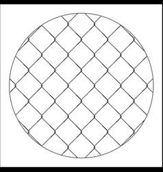 Rabitz progressive protective mesh of thick vector