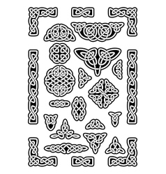 Celtic Knots Collection vector