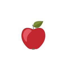 Apple color icon vector