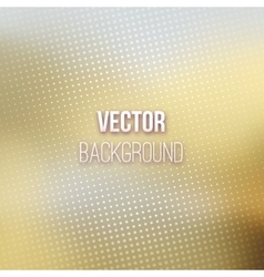Brown Blurred Background With Halftone Effect vector