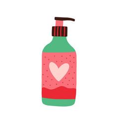 Intimate soap for women intim hygiene female vector