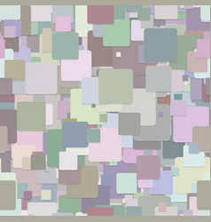 Seamless geometric square background pattern vector