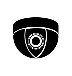 video camera technology computer icon vector image