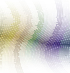 Abstract background pattern old school background vector image