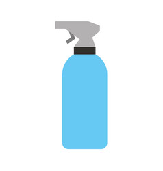 spray bottle barber product vector image