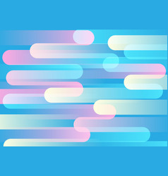 abstract pastel color speed pattern design modern vector image