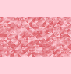 polygonal geometrical abstract color triangle vector image