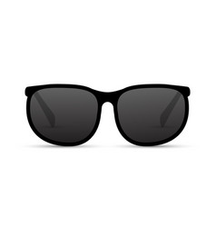 sun glasses isolated summer vector image