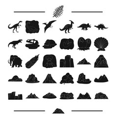 History remains study and other web icon in vector