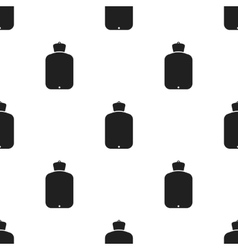 Warmer icon in black style isolated on white vector image vector image