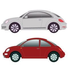 2012 New Beetle vector image