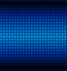 metalic blue industrial texture for design vector image vector image