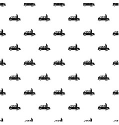 Hijacker pattern seamless vector