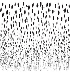 falling droplet seamless pattern abstract spot vector image