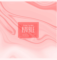 abstract red pastel color marble texture vector image