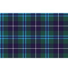 Douglas tartan seamless pattern fabric texture vector